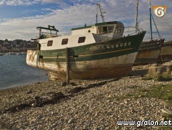 photo cimeti re de bateaux camaret sur mer photos transport maritimes camaret sur mer. Black Bedroom Furniture Sets. Home Design Ideas