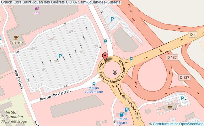 Carte Cora Calendrier 2019.Station Cora Saint Jouan Des Guerets Essence Cora Saint Jouan Des