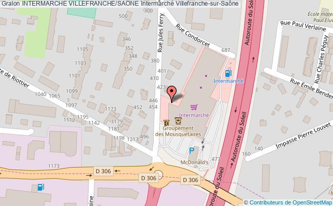 Station intermarche villefranche saone essence intermarch - Meteo villefranche sur saone ...