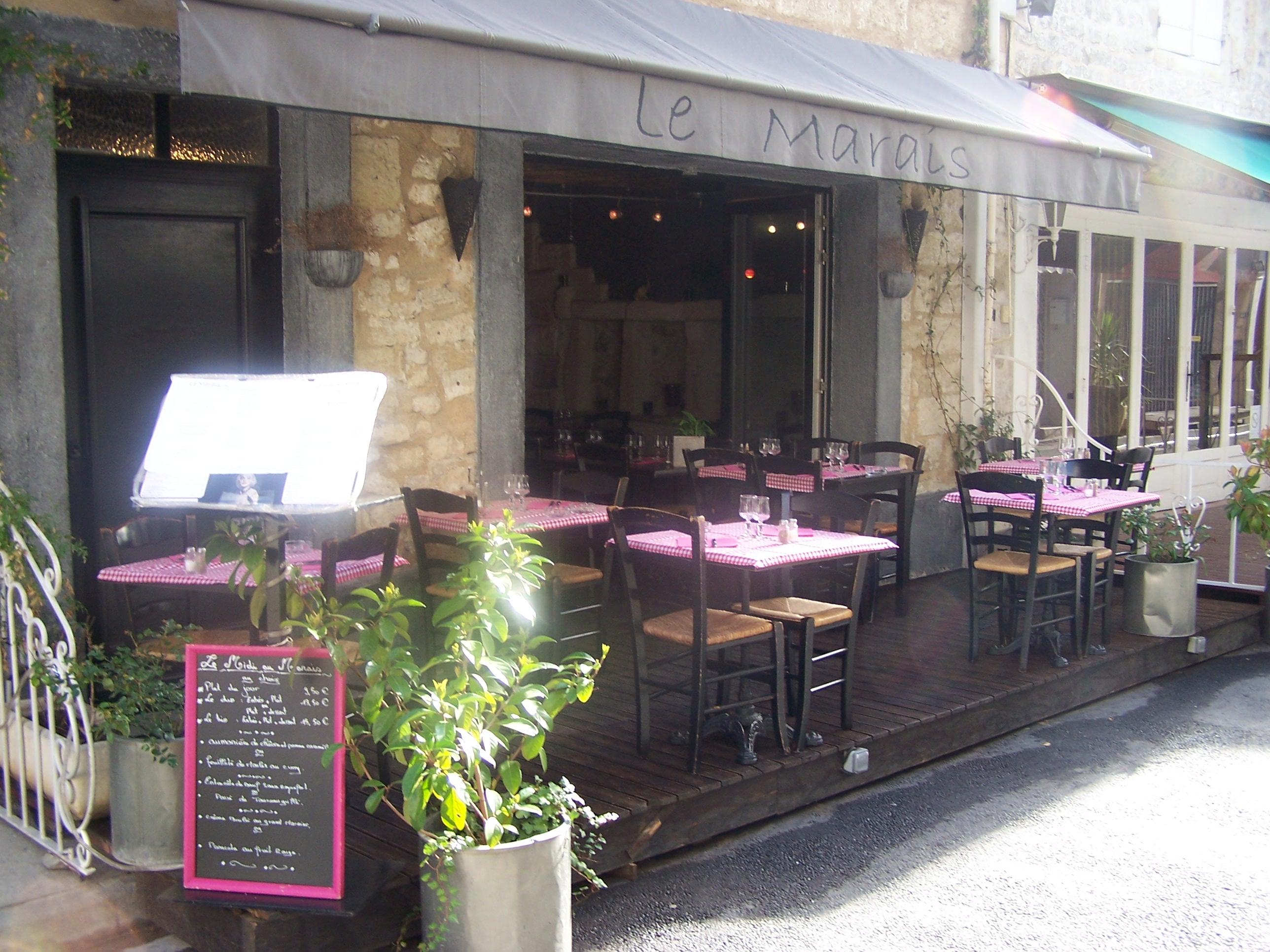 Restaurant H´tel Les Arcades Aigues mortes