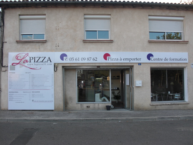 La Pizza  Gratentour