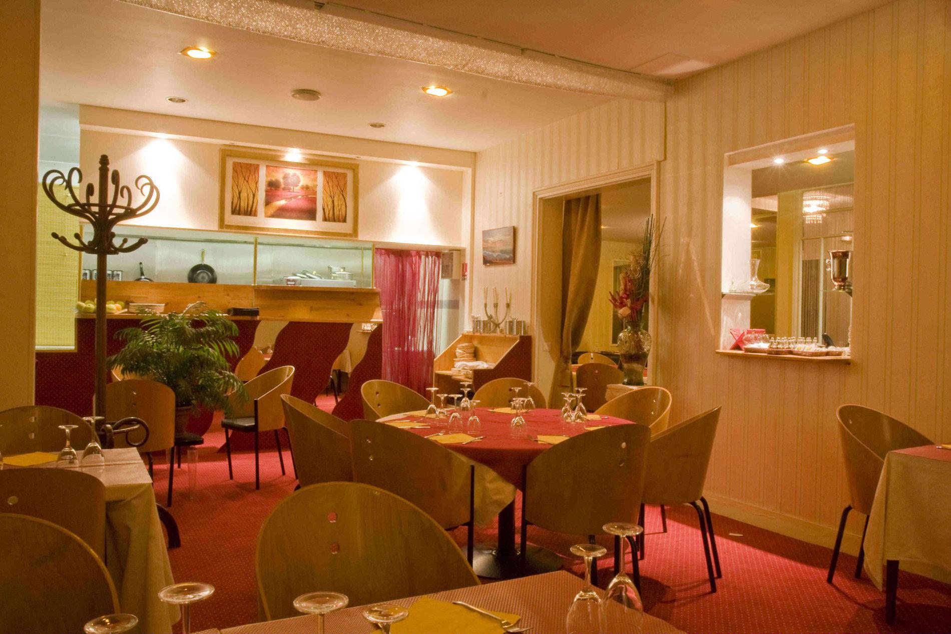 Restaurant fran ais le bacchus montmorency restaurant for Restaurant le jardin montmorency