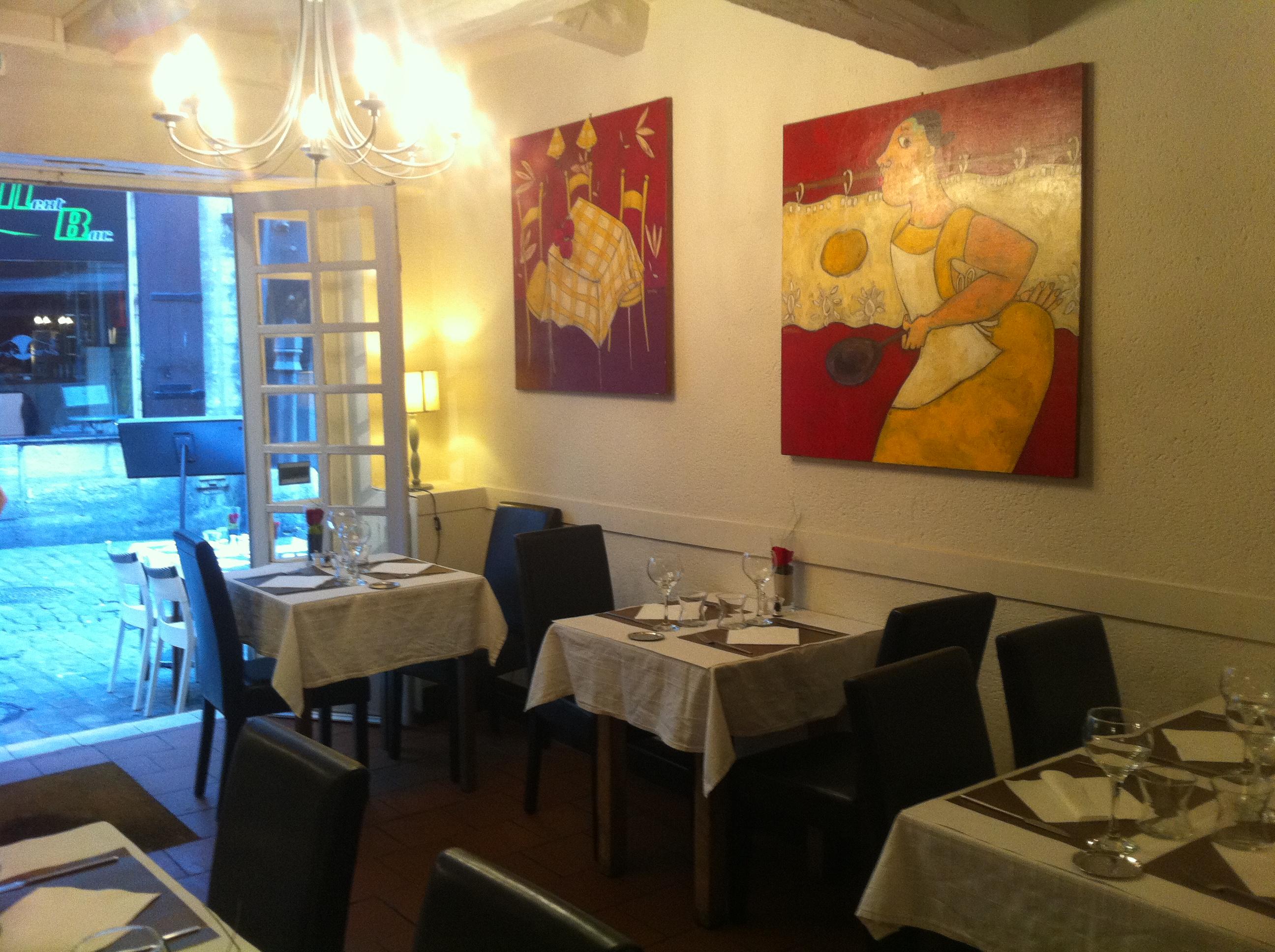 Restaurant La Cour Des Rois Joue Les Tours