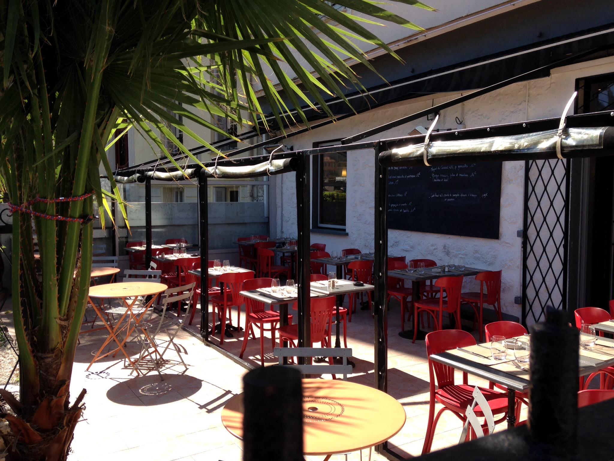 restaurant le bistrot du port nice. Black Bedroom Furniture Sets. Home Design Ideas