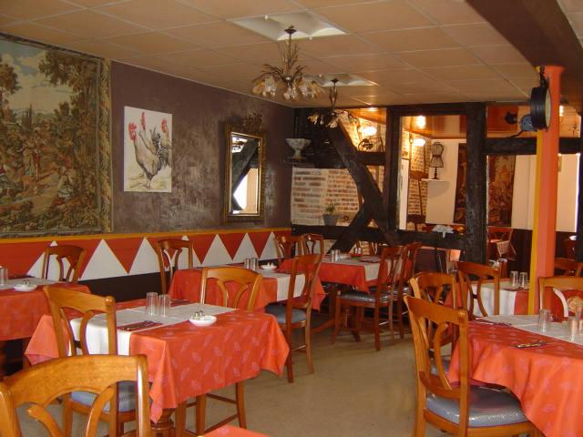Restaurant auberge l 39 ombelle le miroir for Restaurant le miroir toulouse
