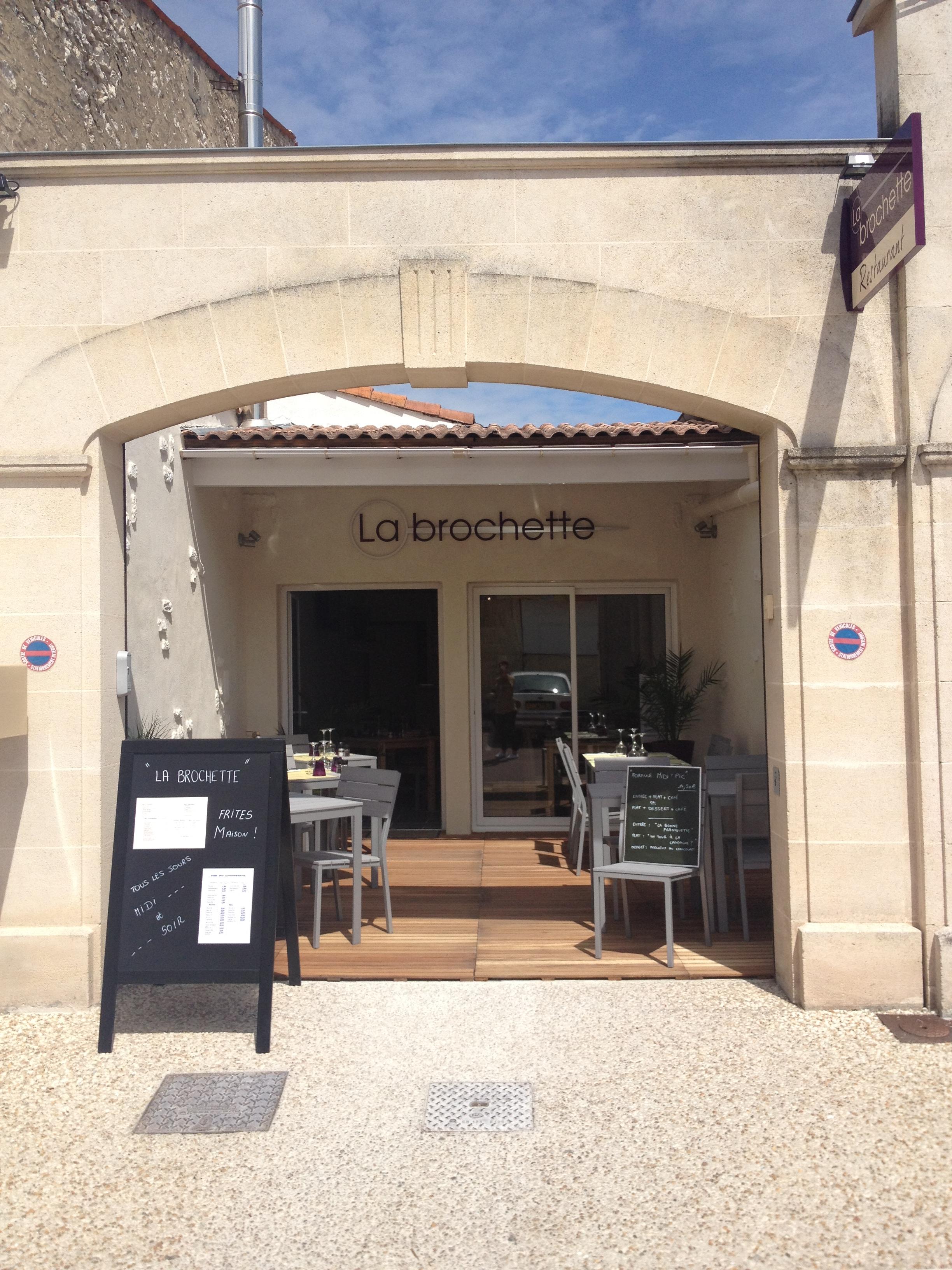 Restaurant Au Mil pates Saint georges de didonne