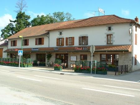 Restaurant  Saint Lambert Du Lattay