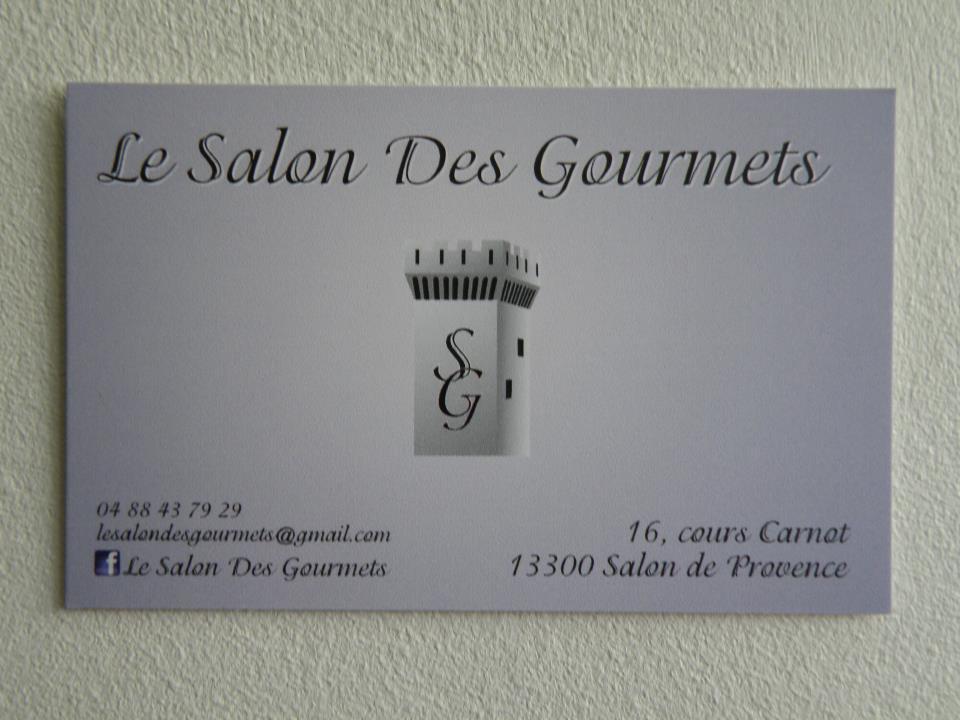 Restaurant le ryad salon de provence - Le salon des gourmets salon de provence ...