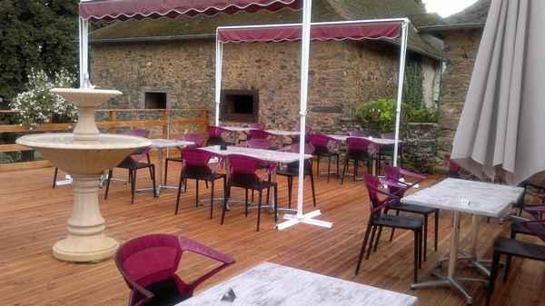 Restaurant les vapeurs trouville sur mer - Restaurant la table de francois troyes ...