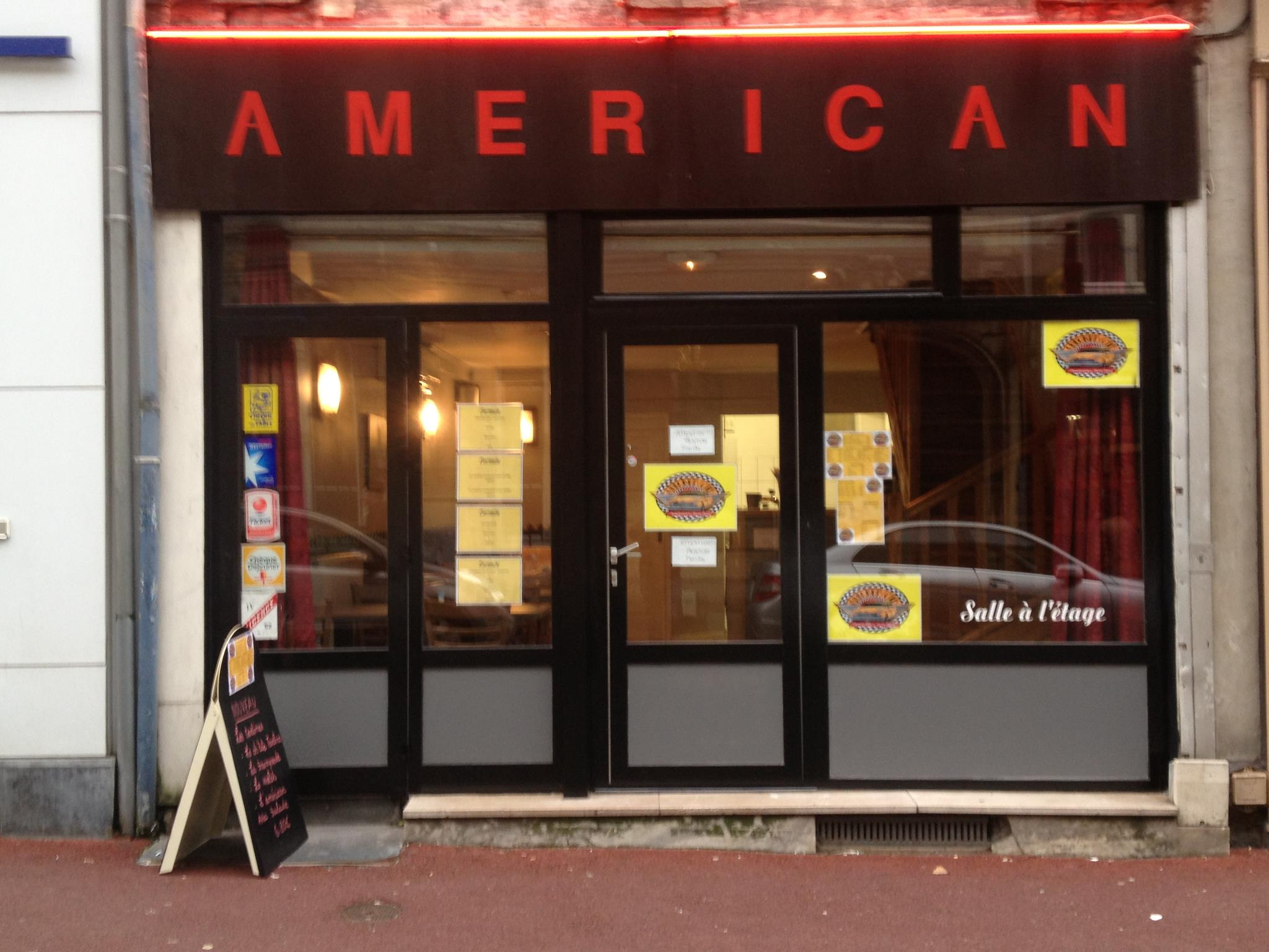 New American  Boulogne-sur-mer