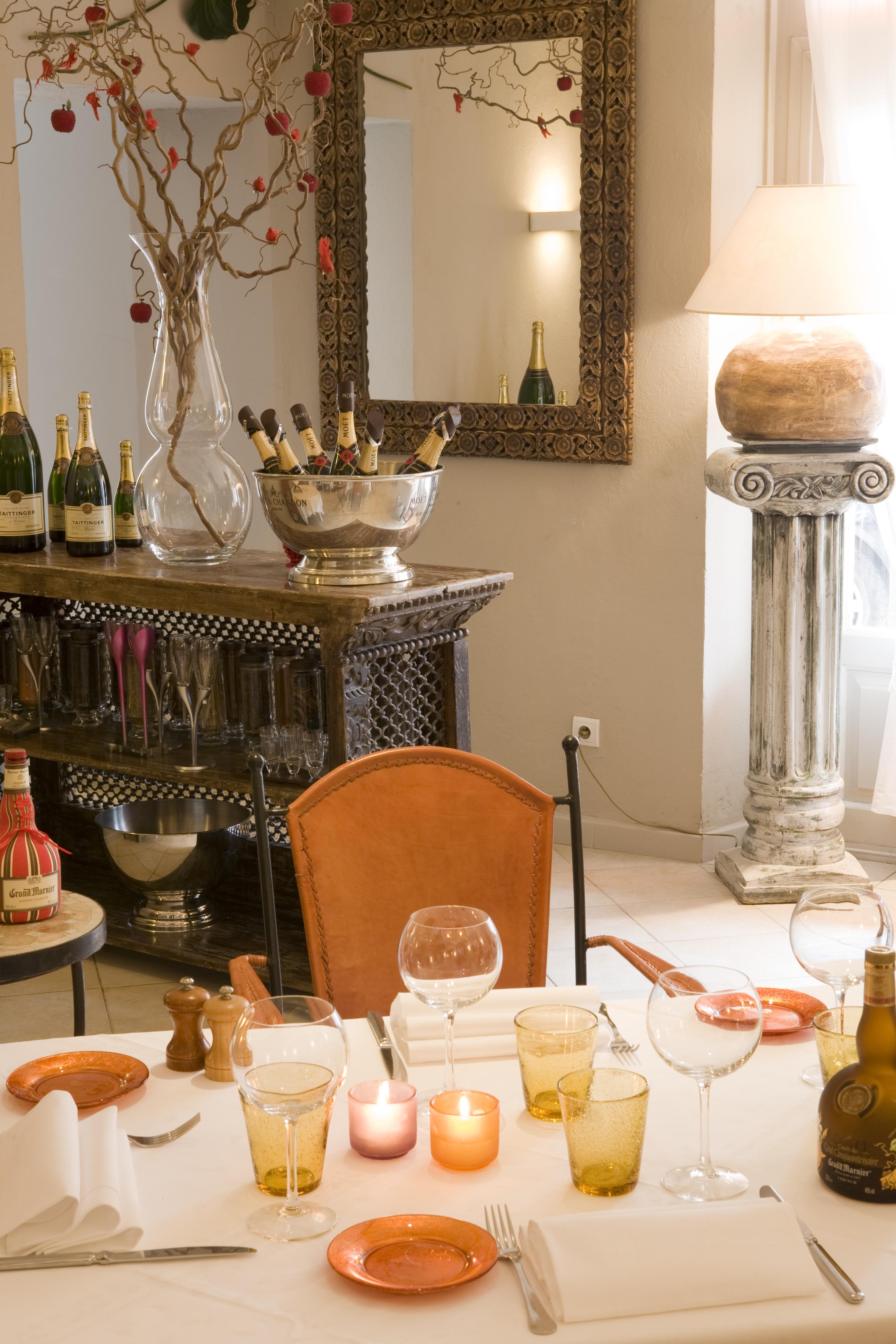 Restaurant le go t des choses chevagnes - La table de chessy ...