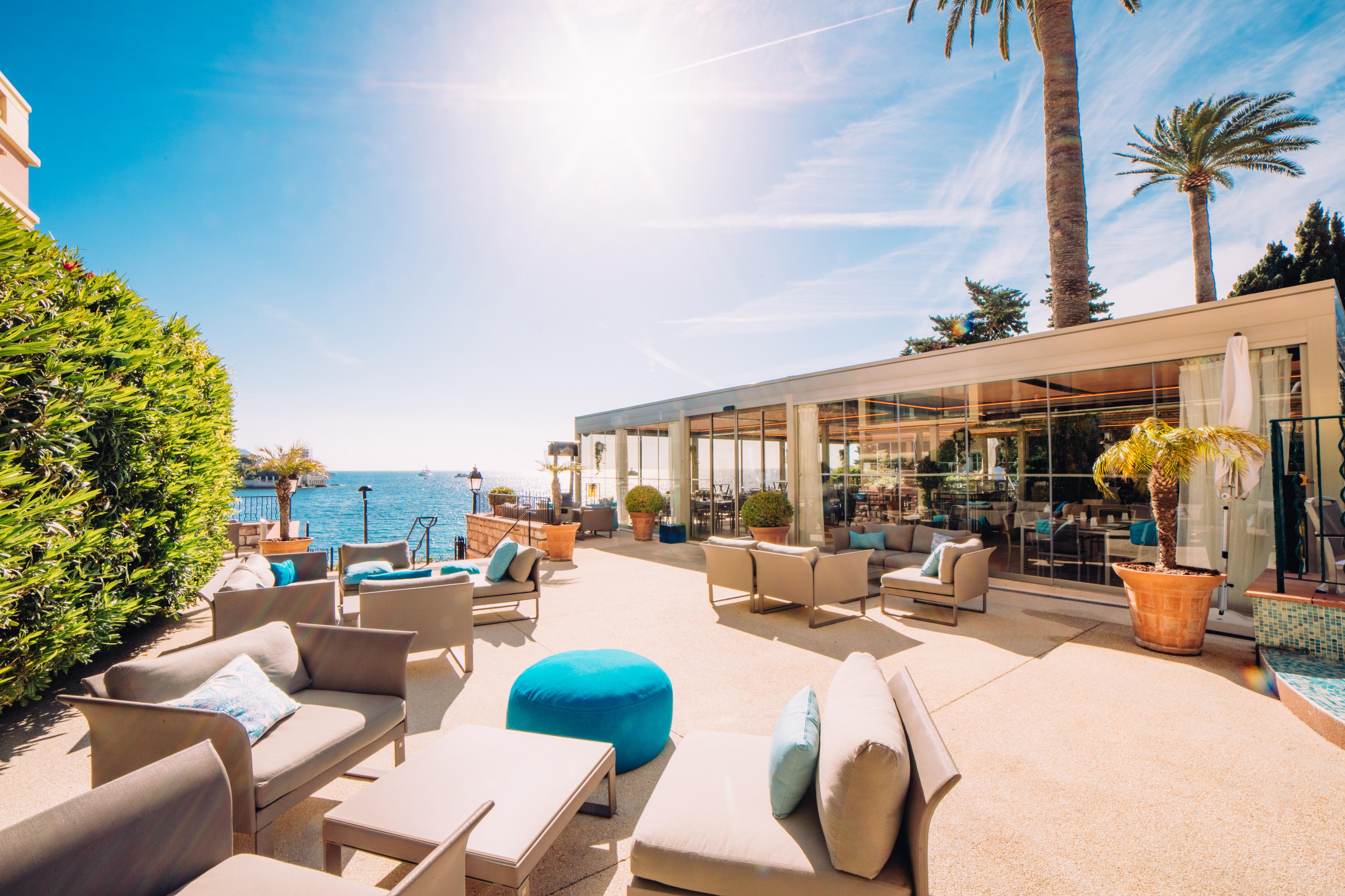 Restaurant Fran Ais H Tel Royal Riviera Restaurant La Table Du Royal Saint Jean Cap Ferrat