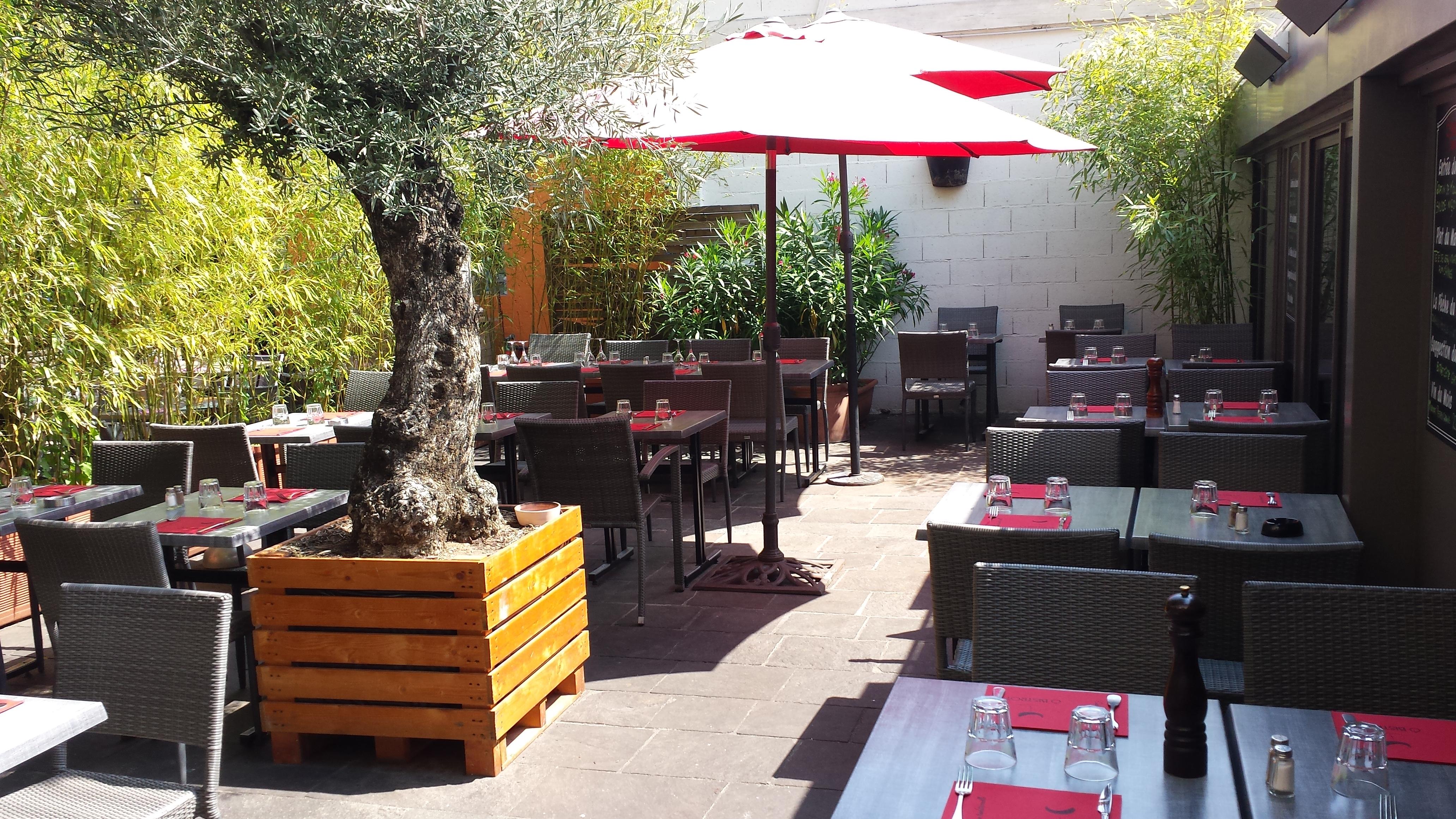 La table du jardin saint maur for La table du jardin