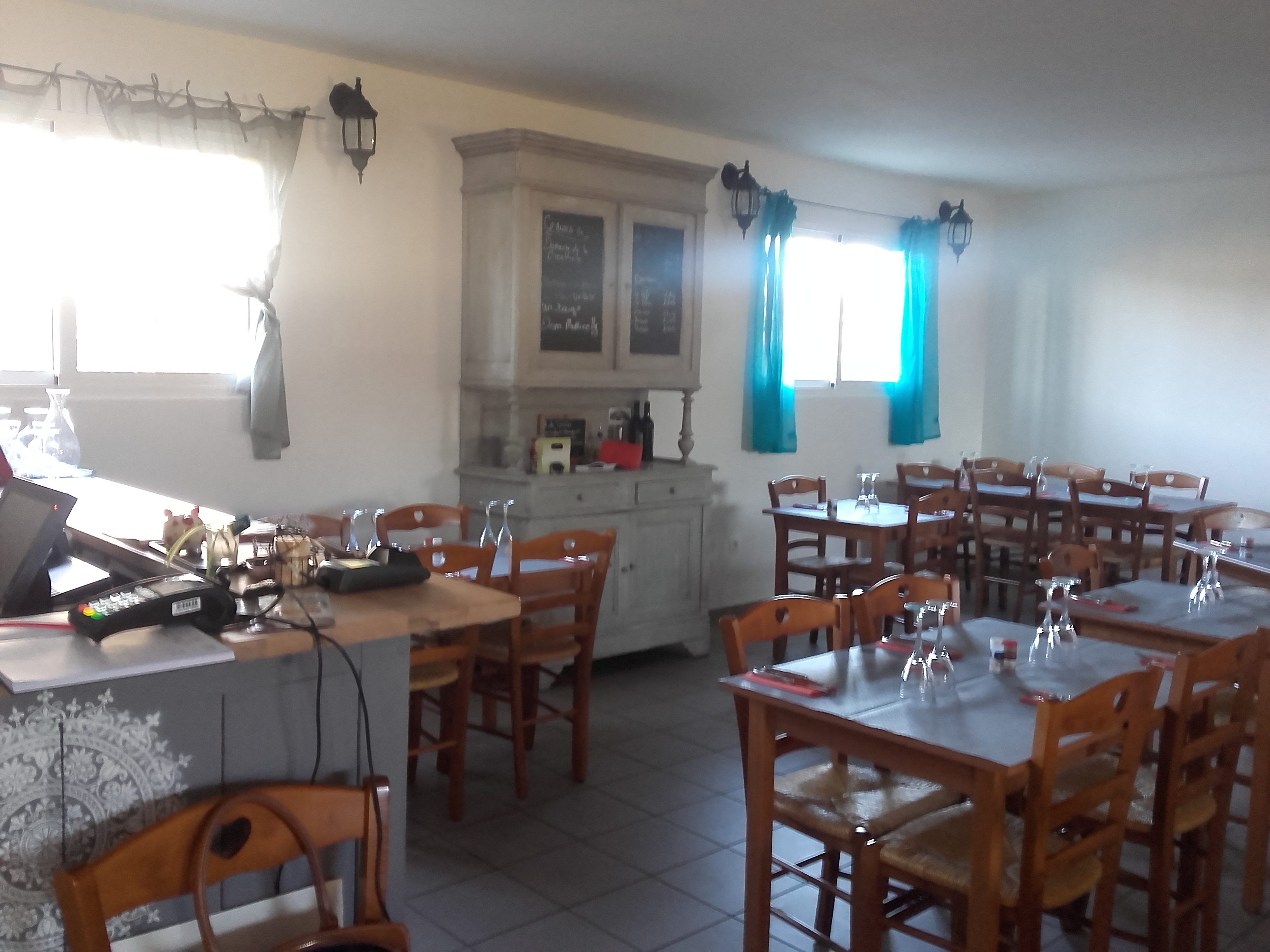 Restaurant La Tablee Camaret-sur-aigues