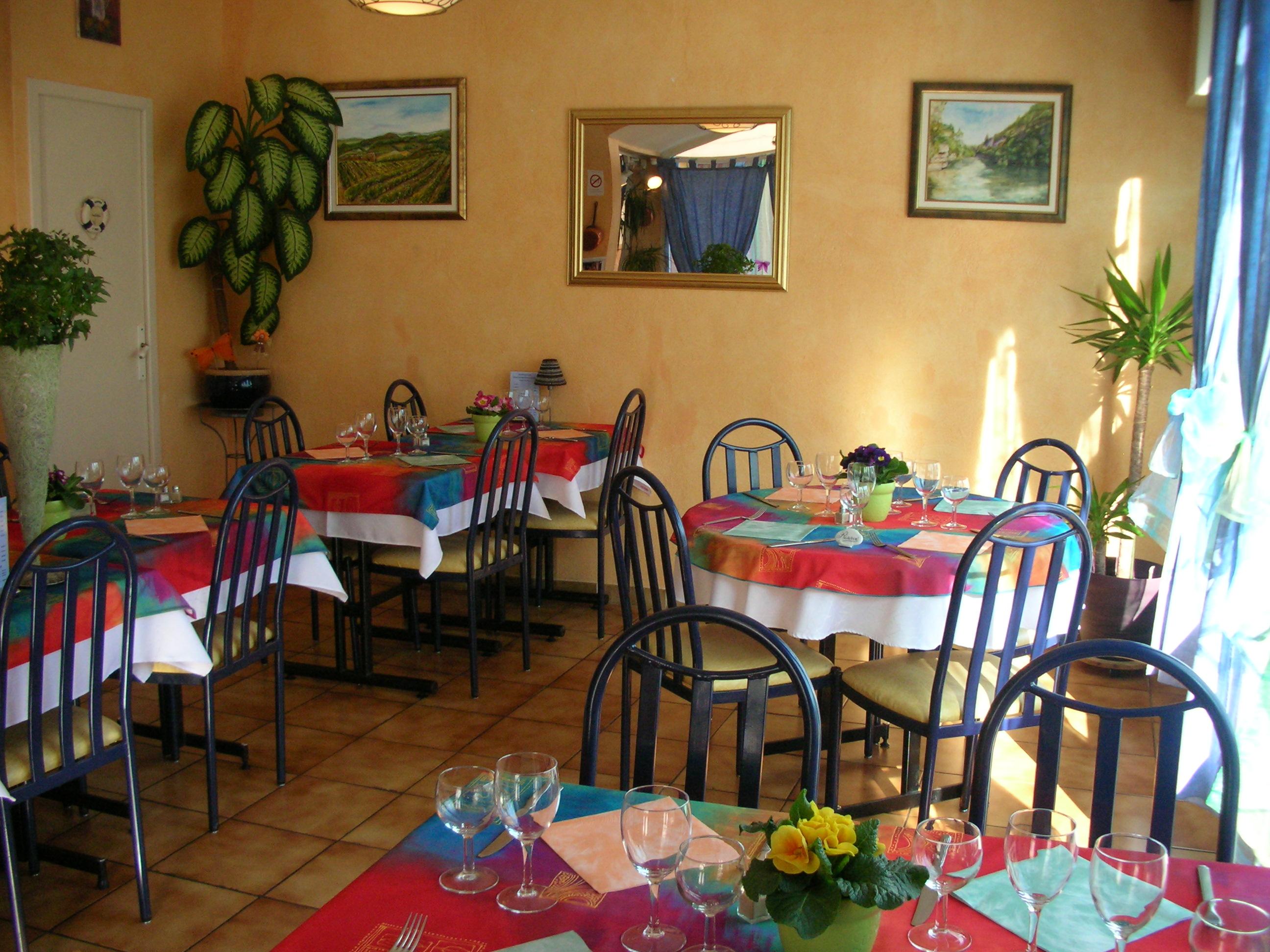 Restaurant La Marie Morgane Ile de bréhat