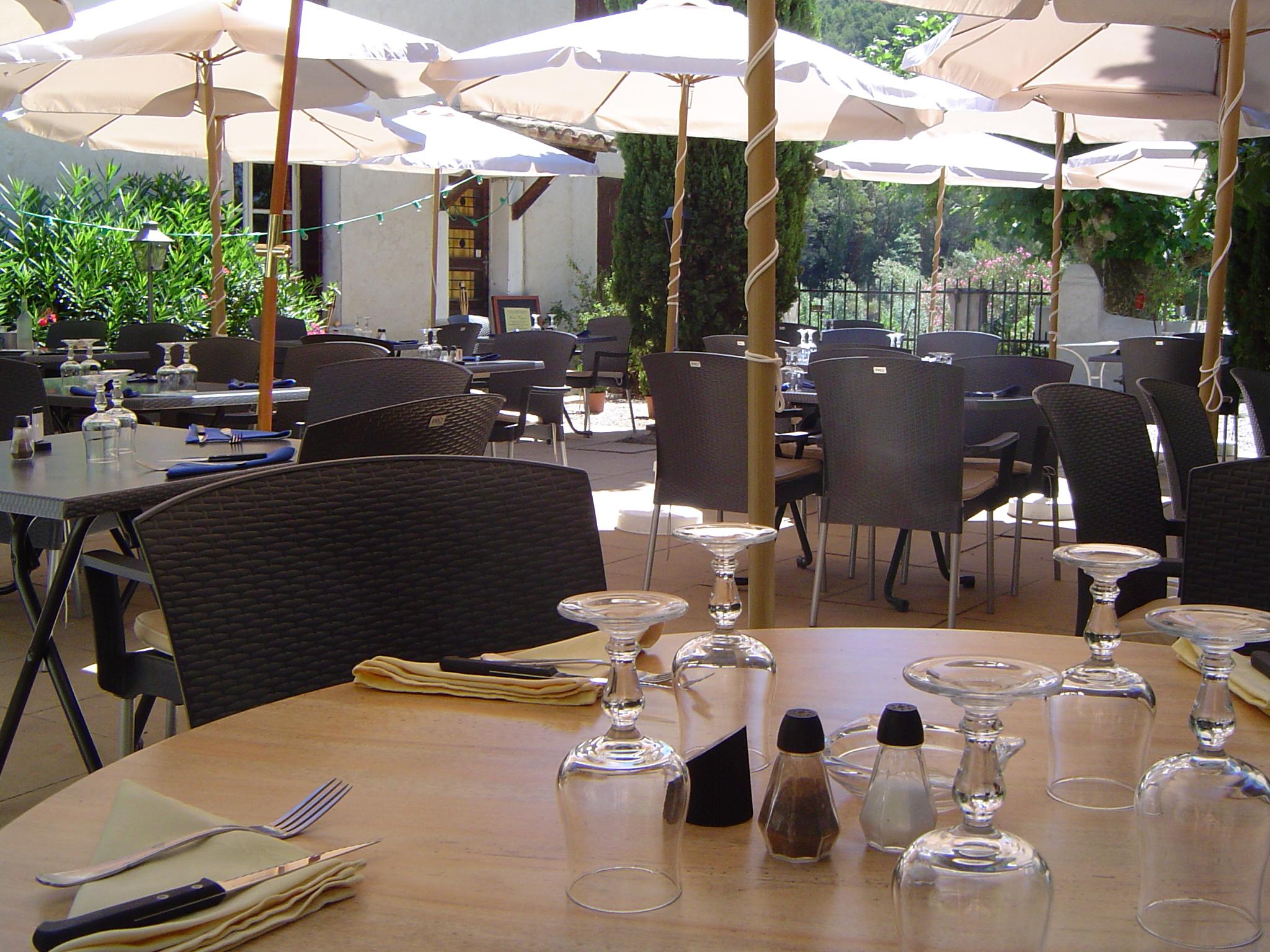 Restaurant C´té Vignes Beaumes de venise
