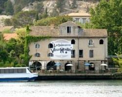Restaurant fran ais l 39 enclos de saveurs salines villeneuve - La table des saveurs villeneuve les avignon ...