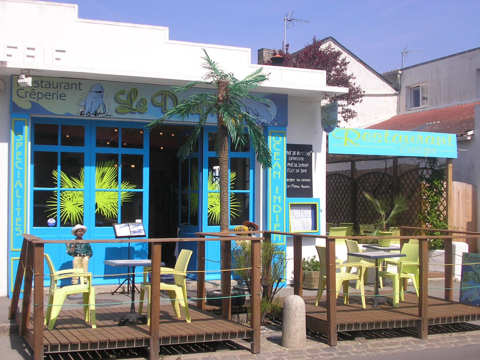 restaurant D ILE EN ILE Noirmoutier en l Ile