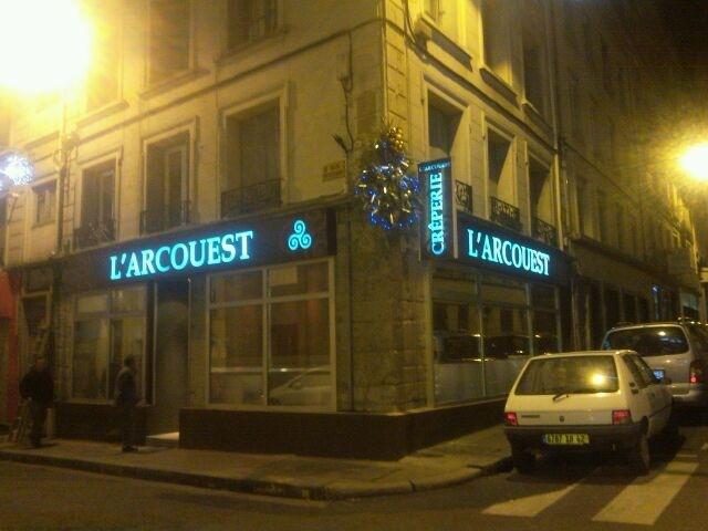 Le Gralon Restaurant Saint Etienne