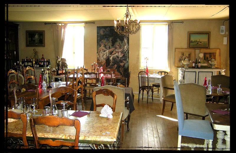 Restaurant auberge de la calade aix en provence - Auberge de beaute salon de provence ...