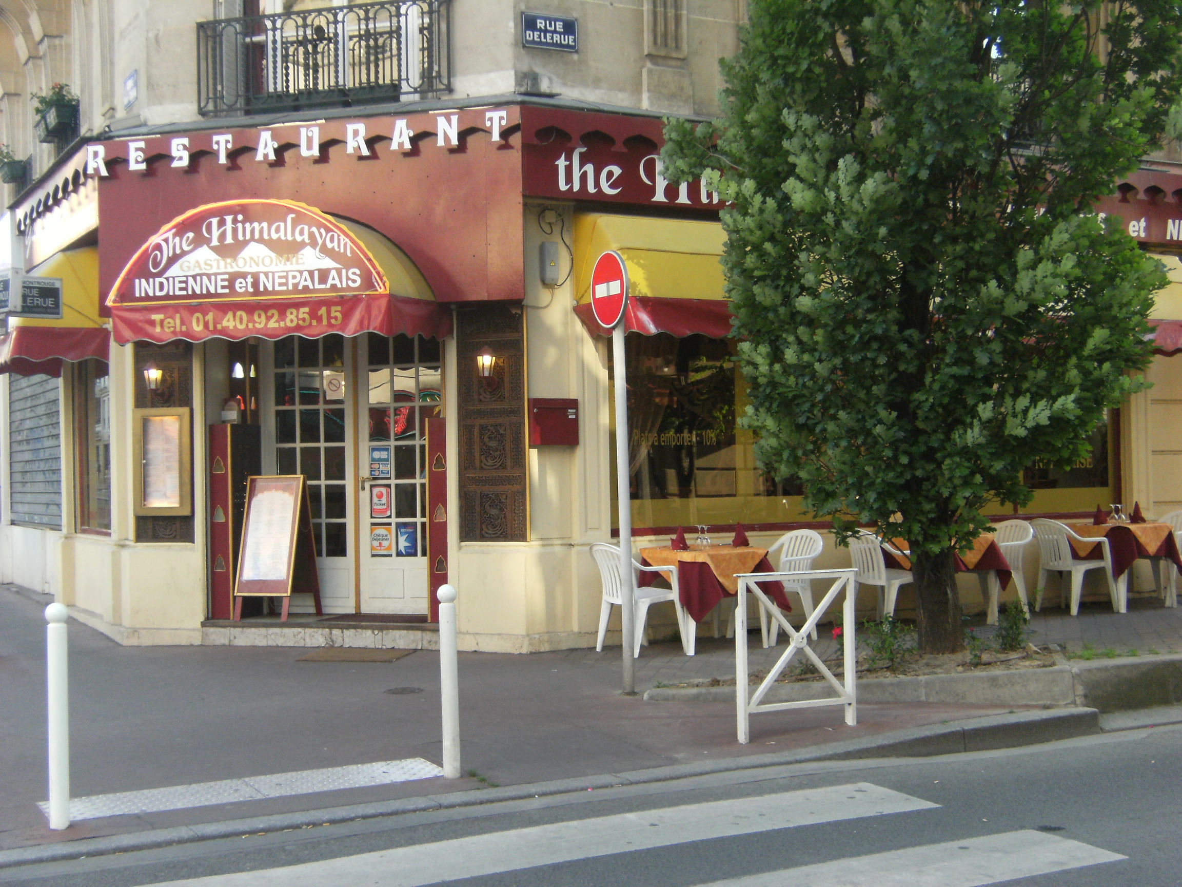 restaurant air du jasmin montrouge