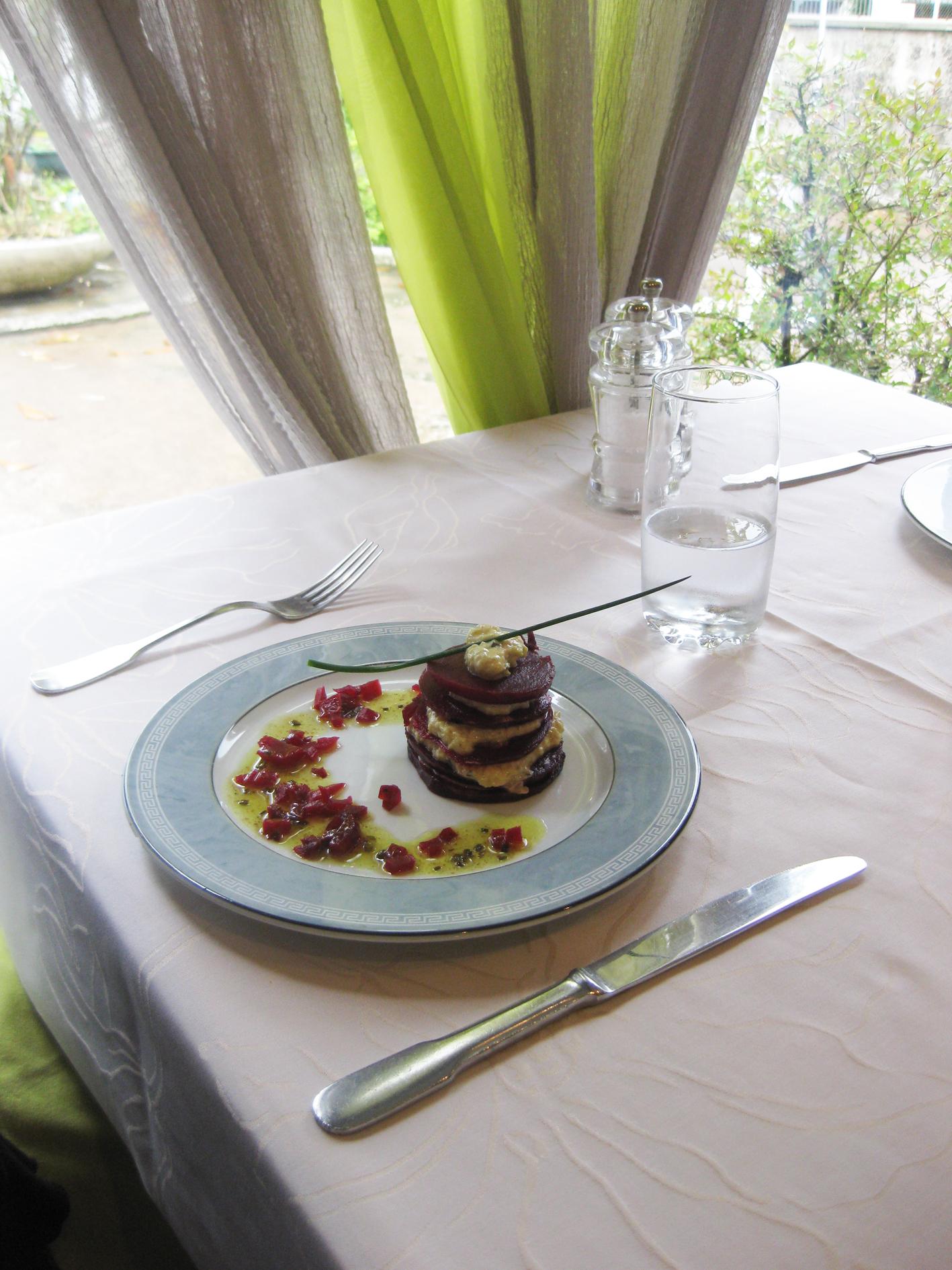 restaurant Les Instants Gourmands Oloron Sainte Marie