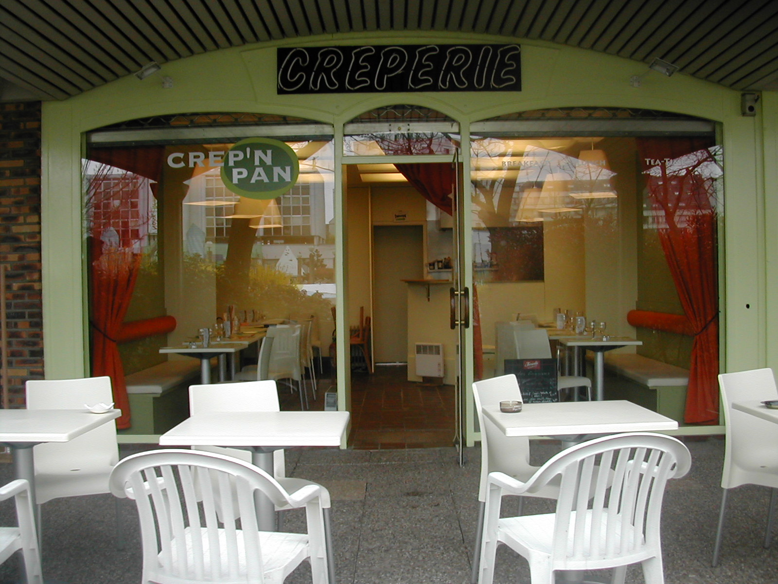 Restaurant Au Bureau Noisylegrand