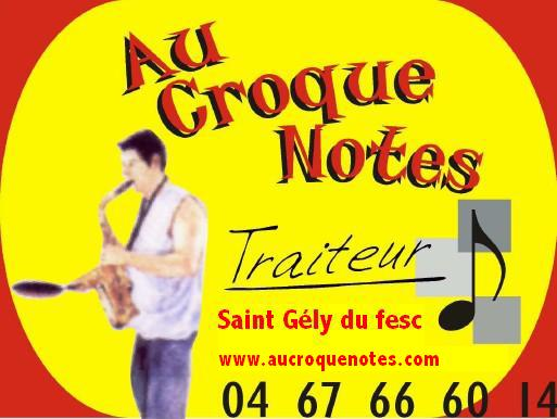 Au Croque Notes Saint-gély-du-fesc