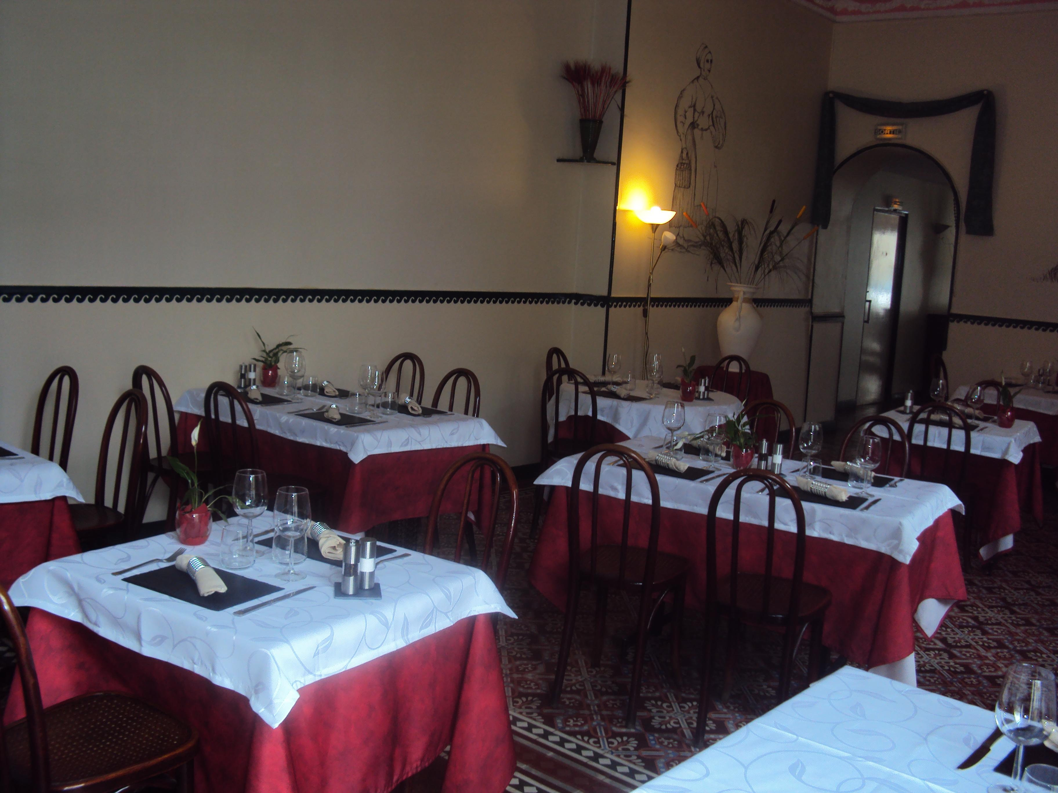 Restaurant Le Chaudron Oloron sainte marie