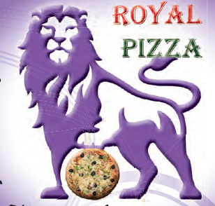 Royal Pizza Valbonne