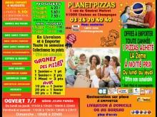 planet pizzas