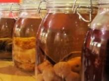 Marmites des �les