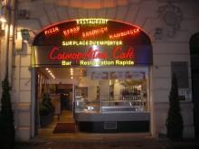 cosmopolitan caf�