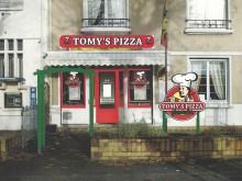 TOMY's PIZZA