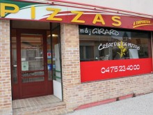 Pizzas Girard - Cr�ateur de pizzas - Pizzeria Saint Vallier