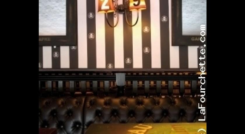 Restaurant Au Bureau Boulognebillancourt