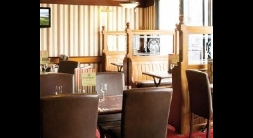 restaurant au bureau la garenne colombes. Black Bedroom Furniture Sets. Home Design Ideas