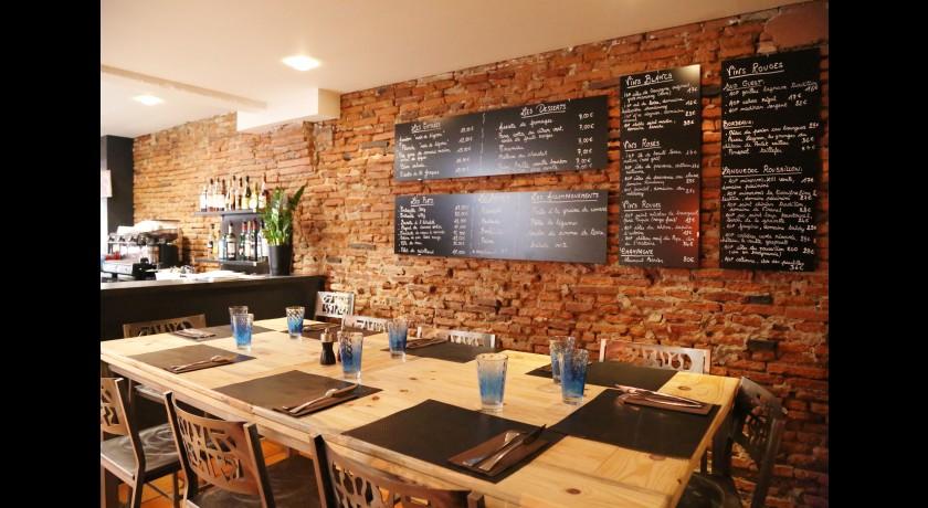 Restaurant l 39 atelier 65 toulouse for Atelier cuisine toulouse