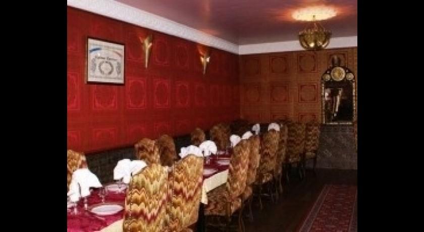 Carte Du Restaurant L Escale A Livry Gargan