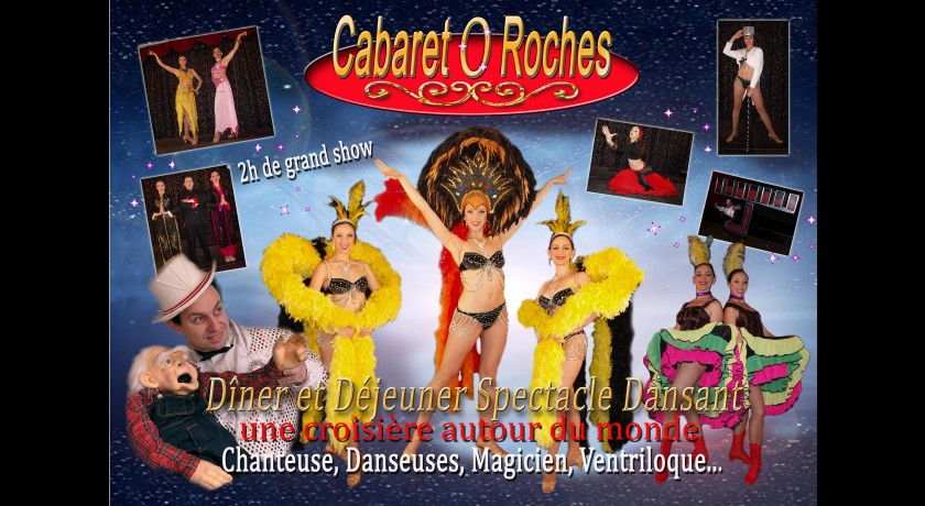 Restaurant Cabaret O Roches Sideville restaurant Sideville