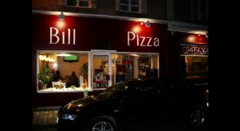 Pizzeria bill pizza laval for Equipement restaurant laval