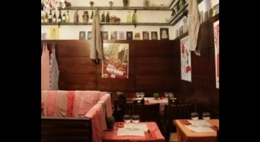Restaurant Ma Salle A Manger Paris