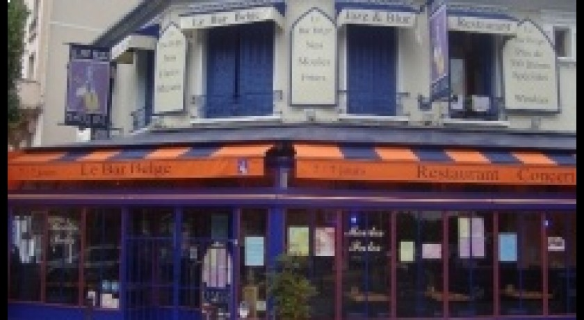 restaurant le bar belge maisons alfort