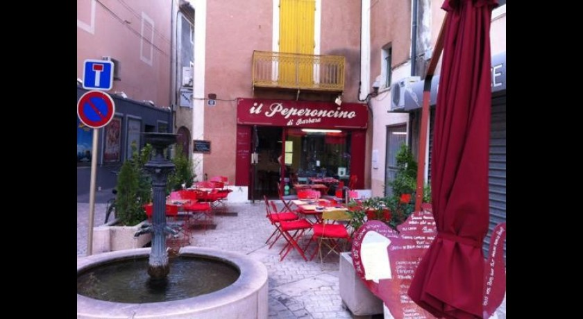 Restaurant Il Peperoncino Di Barbara Orange