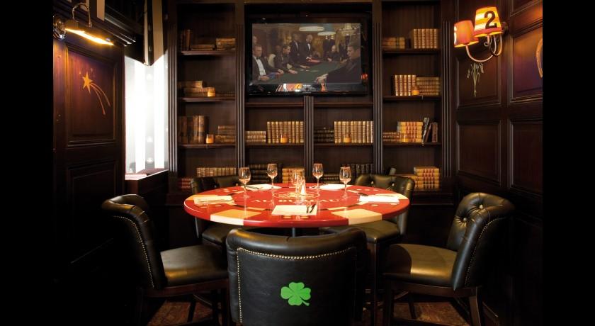 restaurant au bureau boulogne boulogne billancourt. Black Bedroom Furniture Sets. Home Design Ideas