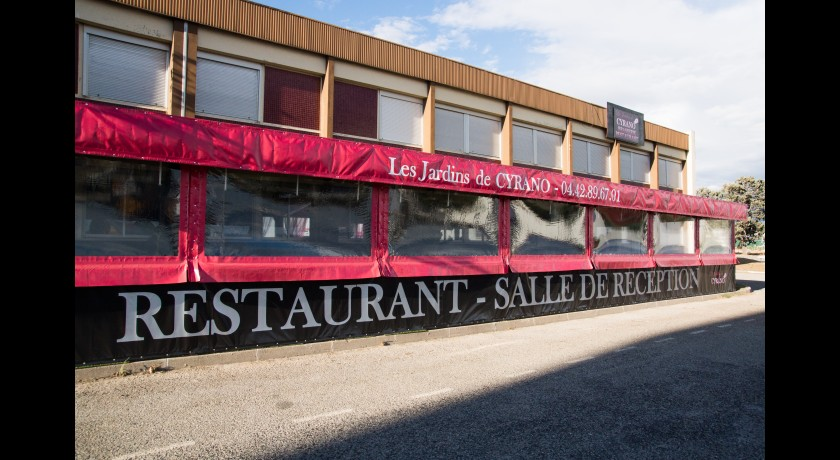 Restaurant Les Jardins De Cyrano Vitrolles restaurant Vitrolles