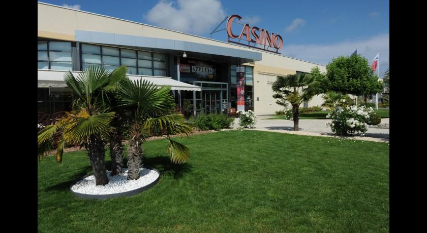 Réveillon Casino Jonzac 17500