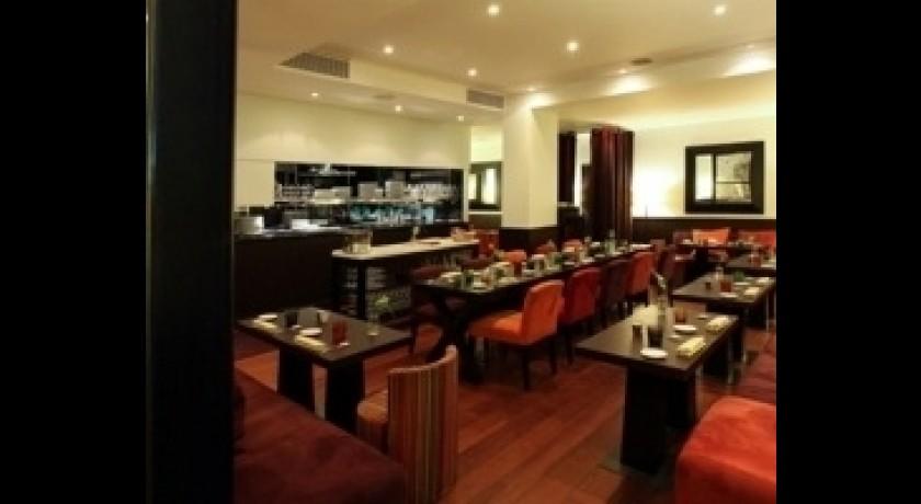Restaurant h l ne darroze le salon paris for Le salon d helene
