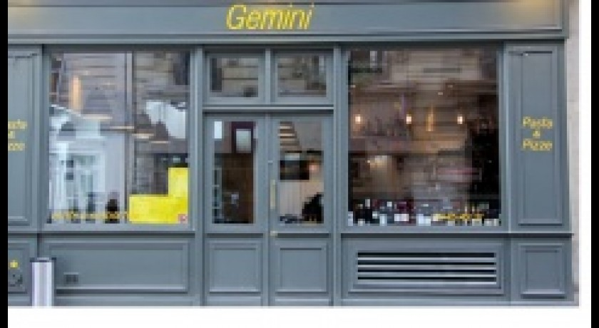 Restaurant Gemini Paris