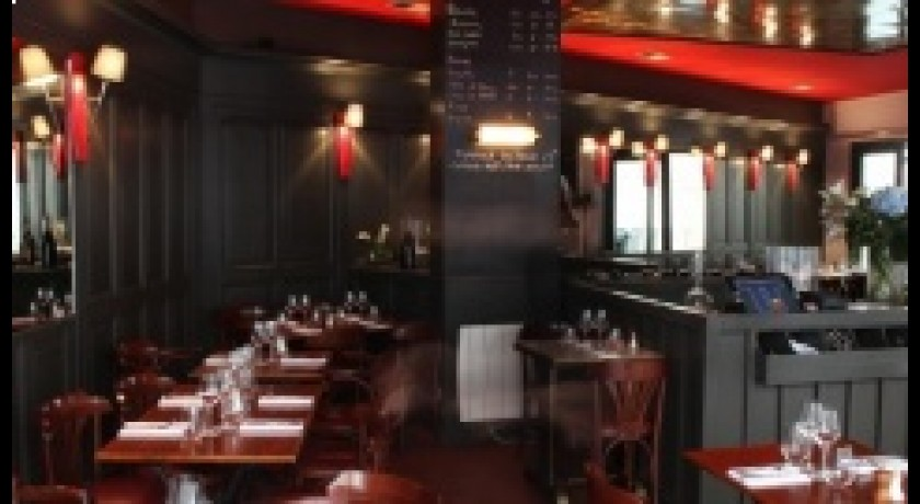 restaurant la boutarde le bistrot d 39 a c t neuilly sur seine. Black Bedroom Furniture Sets. Home Design Ideas